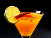 Cocktail — Stock Photo