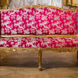 Stock Photo: Vintage sofa