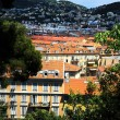 Panoramic view of Nice city, France — Stock Photo
