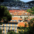 Panoramic view of Nice city, France — Stock Photo #9162840