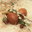 Happy Easter scene — Stock Photo #9273440
