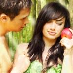 Adam and Eve — Stock Photo #10538640