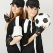Stock Photo: Soccer coaches