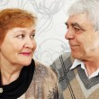 Stockfoto: Elderly pair