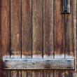 Antique wooden door background — Stock Photo #10191581