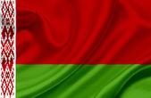 Belarus waving flag — Stock Photo