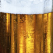 Royalty-Free Stock Photo: Glass of beer close-up