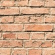 Stock Photo: Old brick wall detail