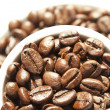 Coffee beans close up — Stock Photo #8524912