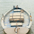Stock Photo: Traditional Greek village fishing boat