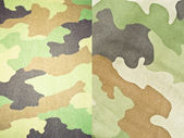 Set of army and military backgrounds and textures — Stock Photo