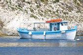 Große Fischen Schiff — Stockfoto