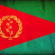 Royalty-Free Stock Photo: Eritrea grunge flag