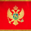 Montenegro grunge flag - Stock Photo