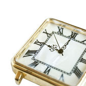 Old pocket watch close up — Stock Photo
