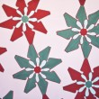 Abstract painted pattern design — Stock Photo