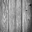 Wood background in black and white — Stock Photo