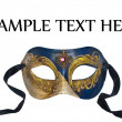 Mask from Venice — Stock Photo