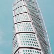 Turning Torso in Malmo Sweden — Stock Photo