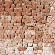 Stock Photo: Mud brick wall