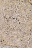 Striped rock texture - Stone sedimentation — Stock Photo