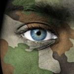 Soldier portrait — Stock Photo #8969628