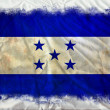Honduras grunge flag — Stock Photo #8975840