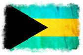Bahamas grunge background — Stock Photo