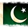 Pakistan grunge flag — Stock Photo #9185467