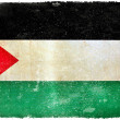 Palestine grunge flag — Stock Photo #9192234