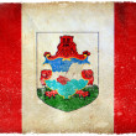 Bermuda grunge flag — Stock Photo #9194805