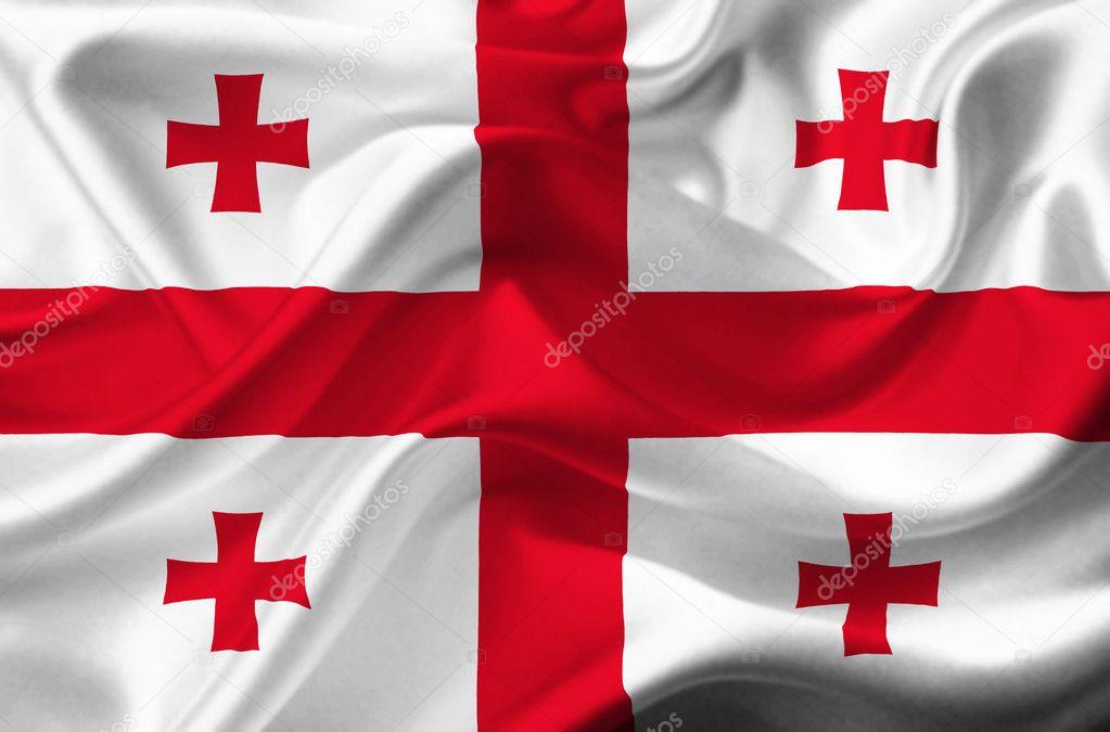 фото грузия флаг