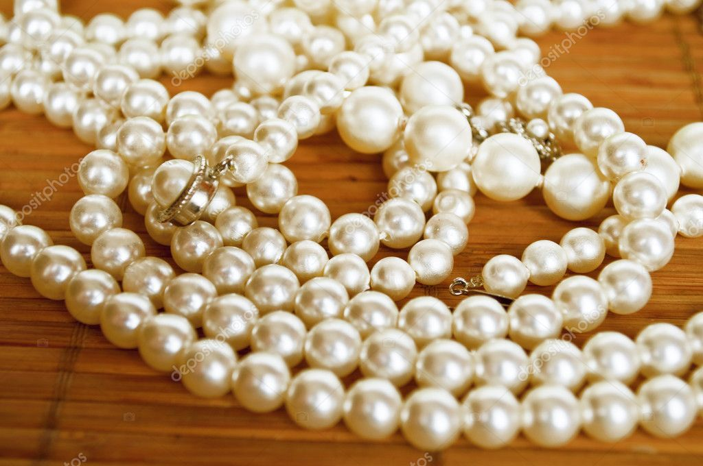 Pearls — Stock Photo #9328884