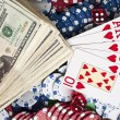 Poker conceptual image - Stock Photo