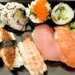 Sushi portion — Stock Photo
