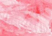 Astratto sfondo acquerello rosso — Foto Stock