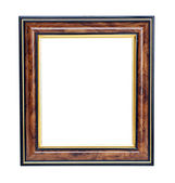 Vintage picture frame — Stock Photo