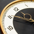 Wall retro clock — Stock Photo #10080213