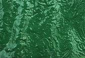 Texture green background painting - with space for your design — Stock Photo