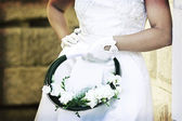 Bride`s bouquet — Stock Photo