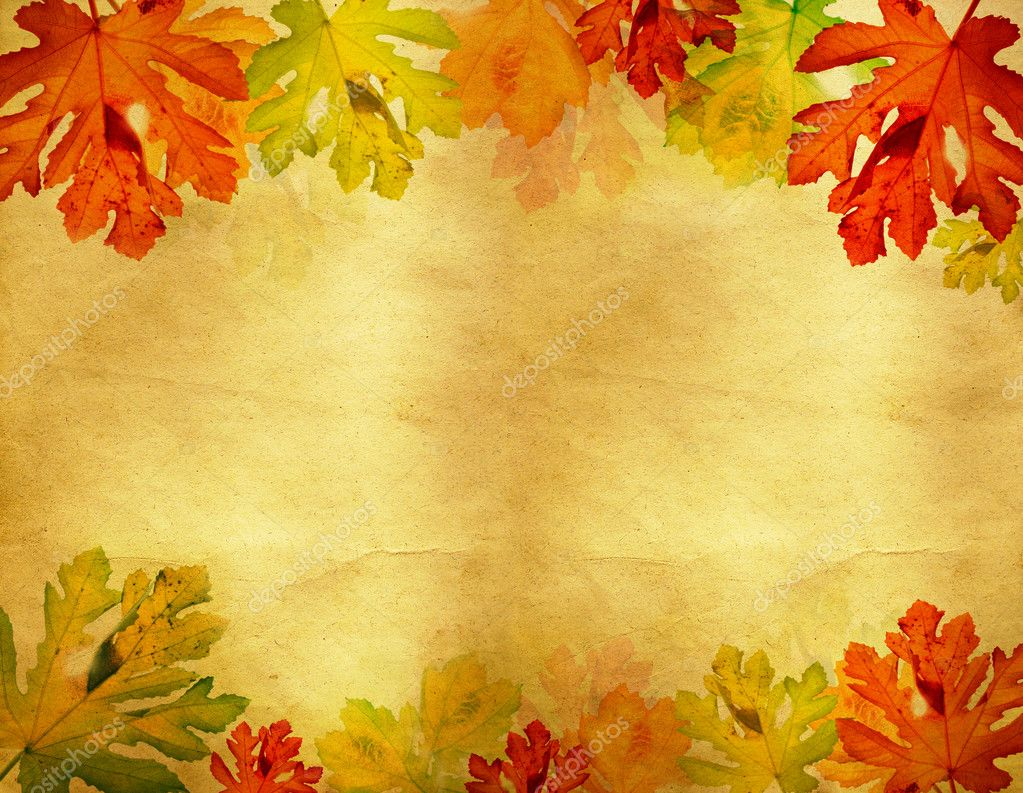 vintage fall backgrounds with - photo #26