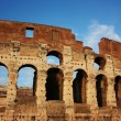 Colosseum Rome Italy - Stock Photo