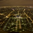Paris at night — Stock Photo