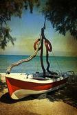 老船 — 图库照片