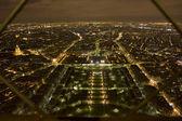 Paris at night — Stock Photo