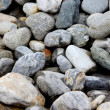 Pebble stones texture — Stock Photo