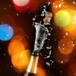 Close up of champagne - Stock Photo
