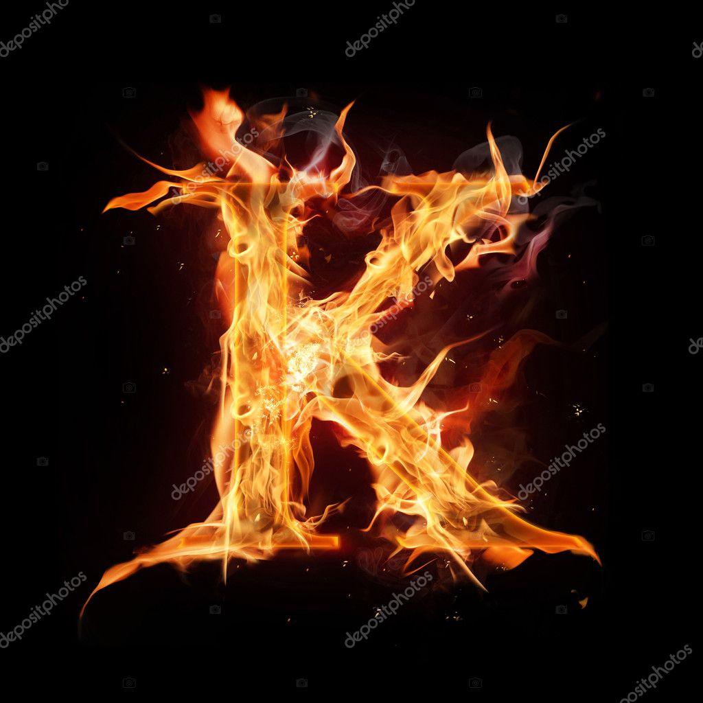 Twitter Facebook Pinterest Google PlusLetter K Fire