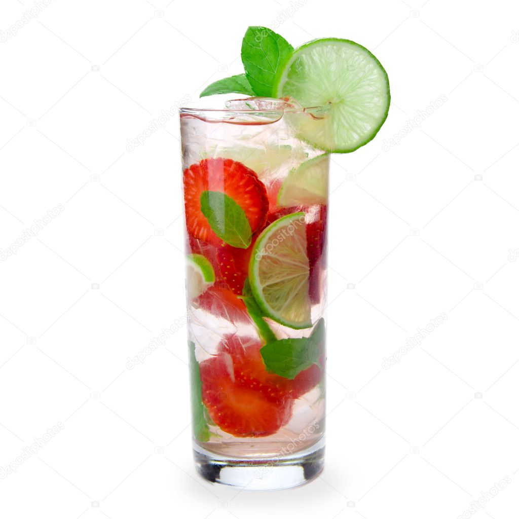 Mojito cocktail  Stock Photo #9673807