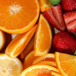 Fruits background — Stock Photo #9804283